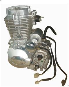 150cc Zongshen Fyrtaktsmotor 13hk Elstart