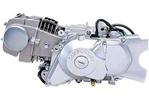 50cc Zongshen Fyrtaktsmotor 3,5hk Elstart