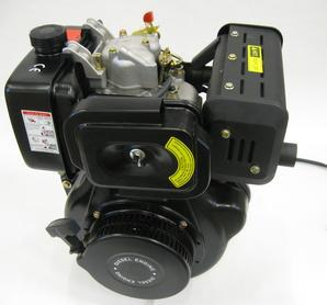 13hk Diesel Fyrtaktsmotor Elstart