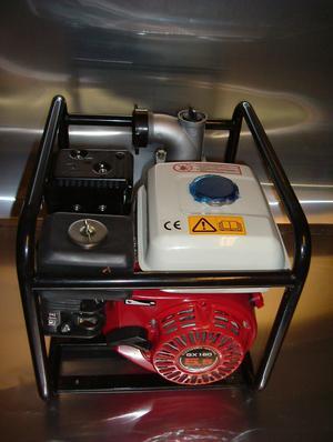 Vattenpump 6,5hk Motor 600L Min