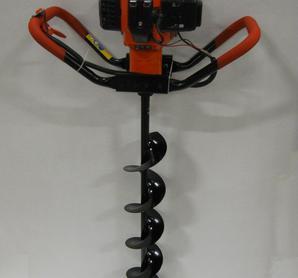 Motorisborr 150mm Spiral